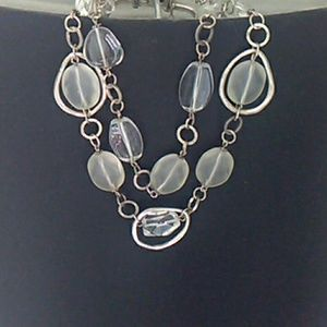 Jewelry - Clear necklace